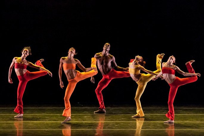 grupo corpo dança