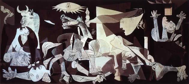 Quadro Guernica