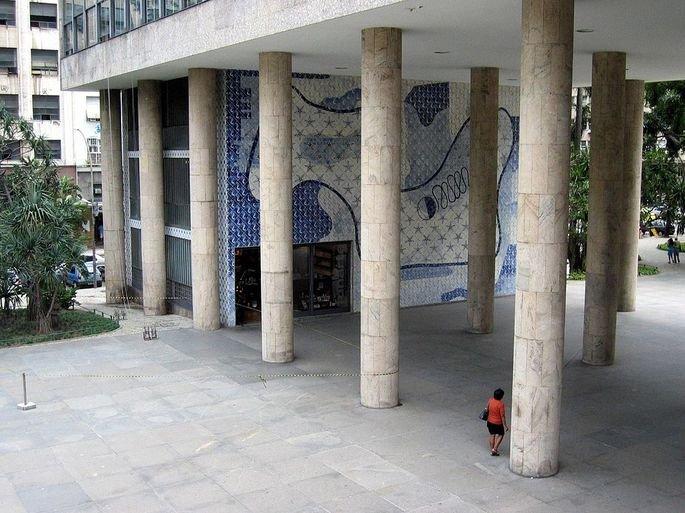 Ministério da Educação e Saúde (Edifício Capanema)
