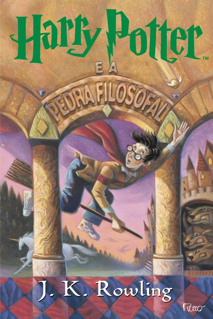 Harry Potter e a Pedra Filosofal (1997)