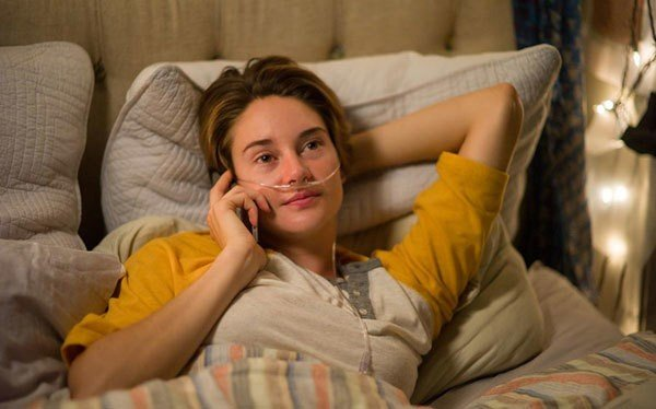 Hazel Grace (Shailene Woodley)