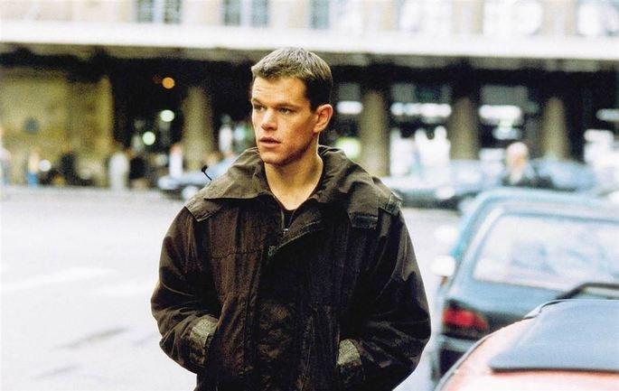 A Identidade Bourne (2002)