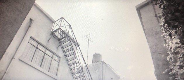 A última cena do filme carrega uma dedicatória misteriosa: Para Libo.