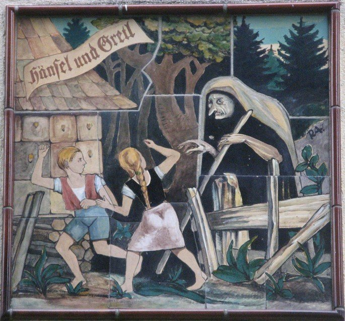 João e Maria conto infantil