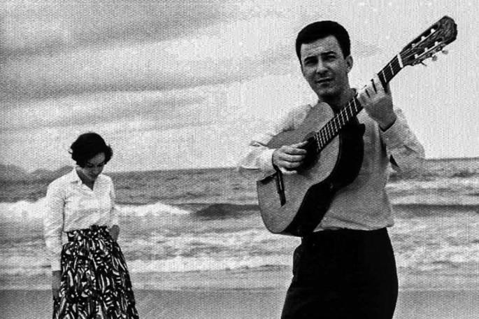 João Gilberto e a mulher, 1964