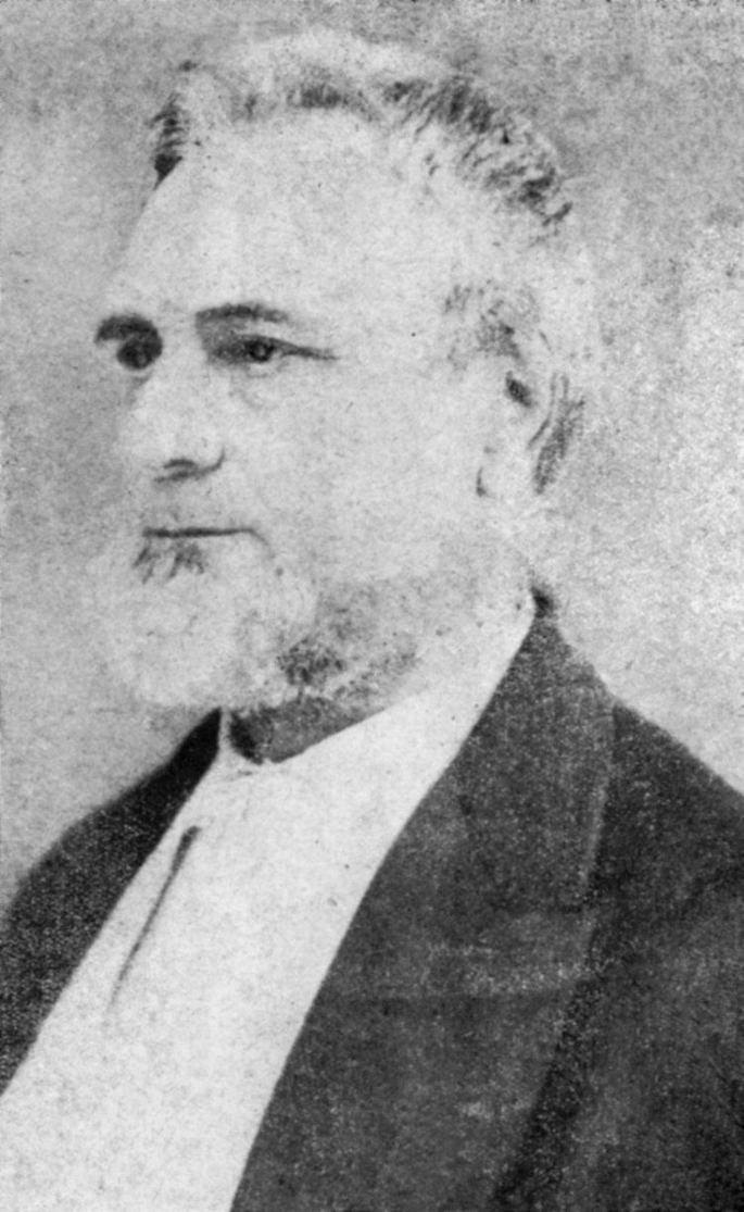 Retrato de Joaquim Manuel de Macedo.