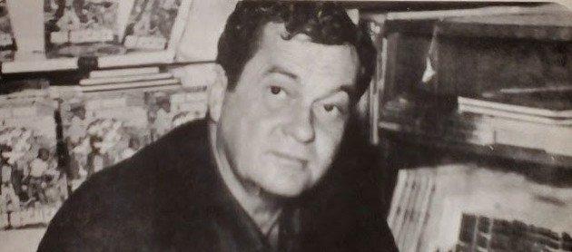 Retrato de José Mauro de Vasconcelos.