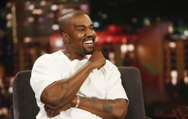 Retrato de Kanye West