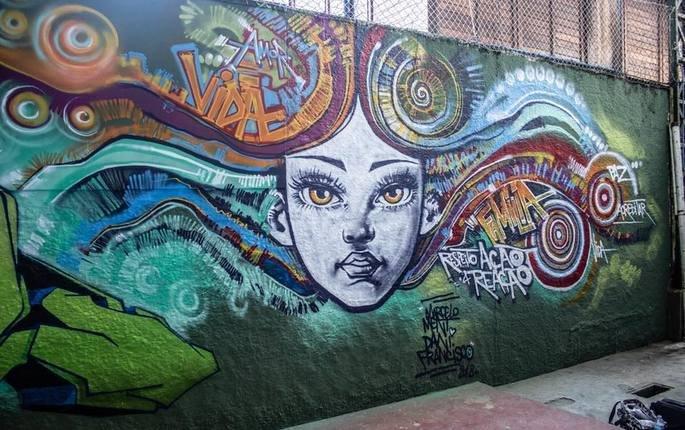 Arte de rua também é arte?