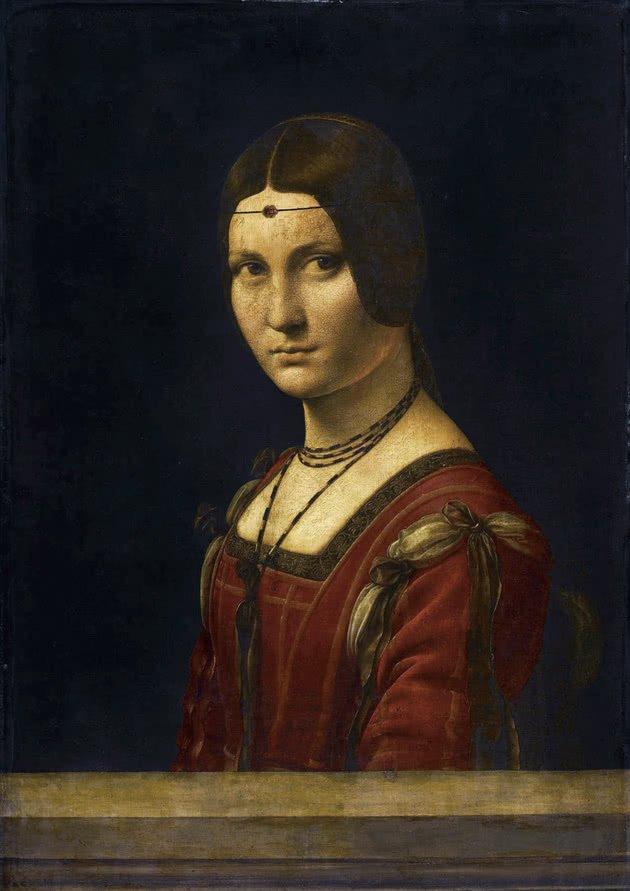La Belle Ferronière