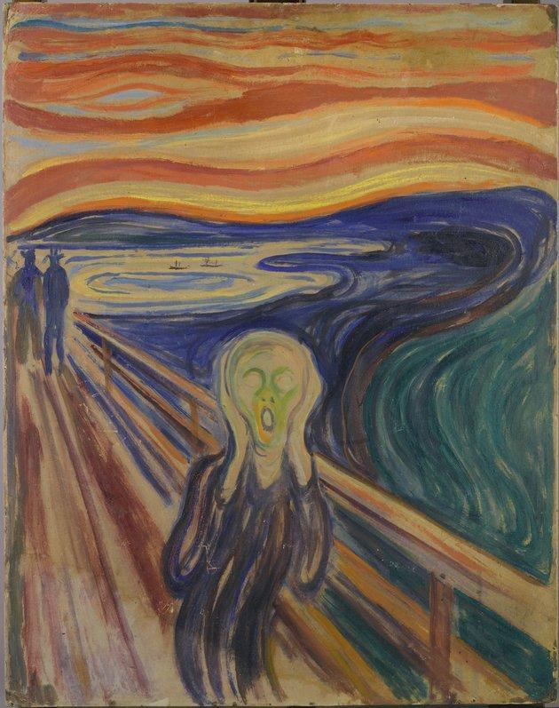 O grito 1910