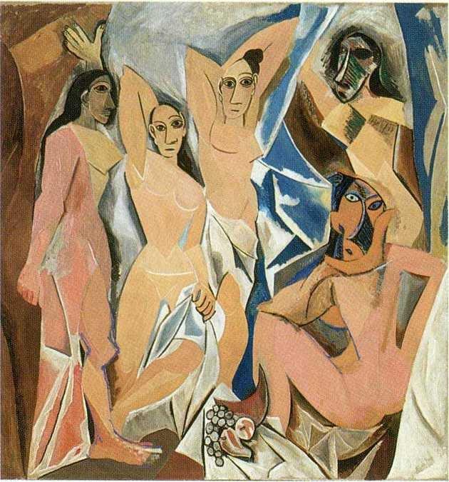 Les Demoiselles D Avignon.