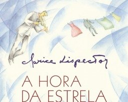 Livro A Hora da Estrela, de Clarice Lispector