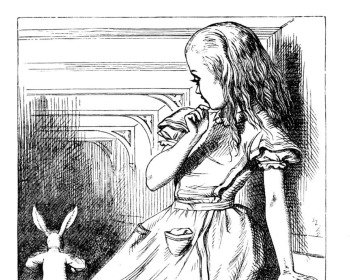Livro Alice no País das Maravilhas, de Lewis Carroll