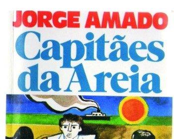 Livro Capitães da Areia, de Jorge Amado