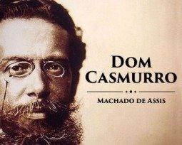 Livro Dom Casmurro, de Machado de Assis