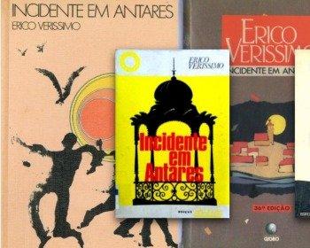 Livro Incidente em Antares, de Érico Veríssimo