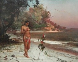 Livro Iracema, de José de Alencar