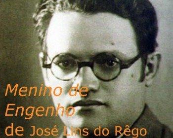 Livro Menino de Engenho, de José Lins do Rêgo
