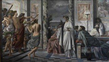 Livro O Banquete, de Platão