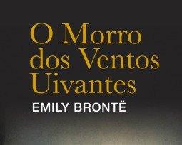 Livro O Morro dos Ventos Uivantes, de Emily Brontë