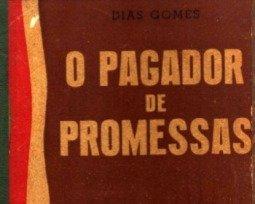 Livro O pagador de promessas, de Dias Gomes