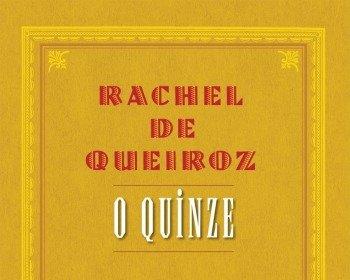 Livro O Quinze de Rachel de Queiroz