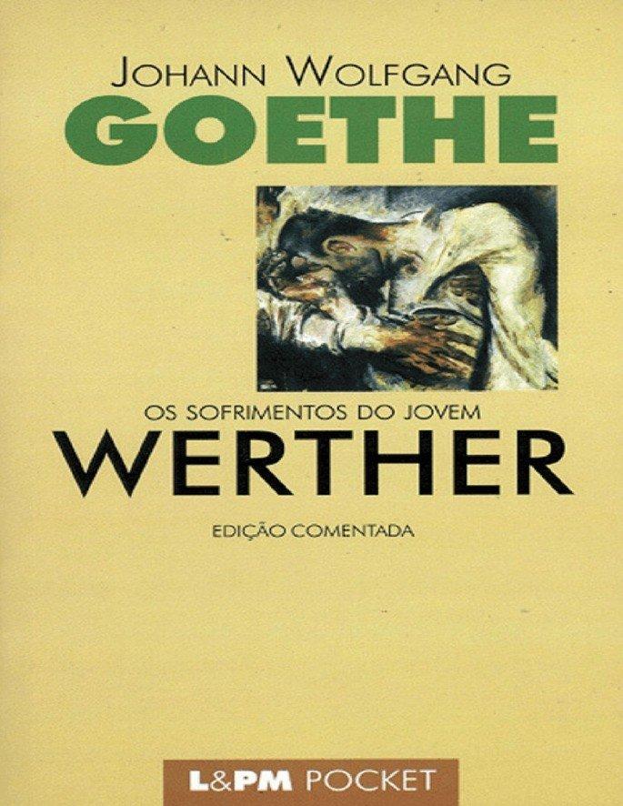 livro Os sofrimentos do jovem Werther