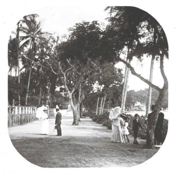 Ilha de Paquetá em 1909