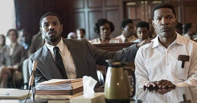 Frame do filme Luta por Justiça