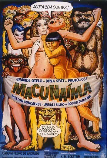 Cartaz do filme Macunaíma