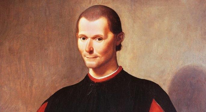 Retrato de Nicolau Maquiavel