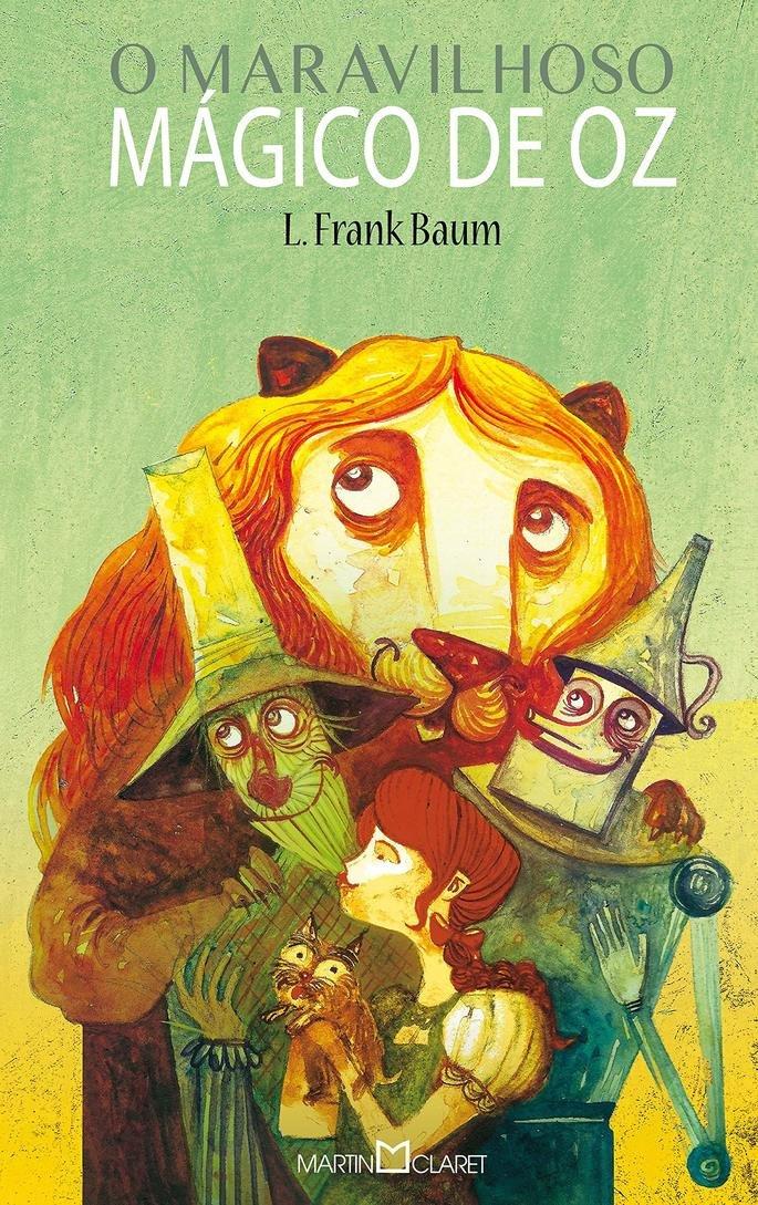 O Maravilhoso Mágico de Oz (1900)