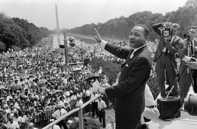 Marcha sobre Washington, 1963