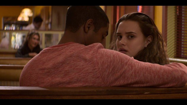 Marcus assediando Hannah