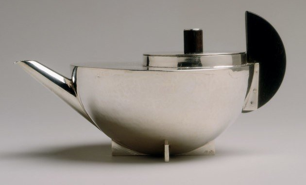 Infusor de chá, e Marianne Brandt