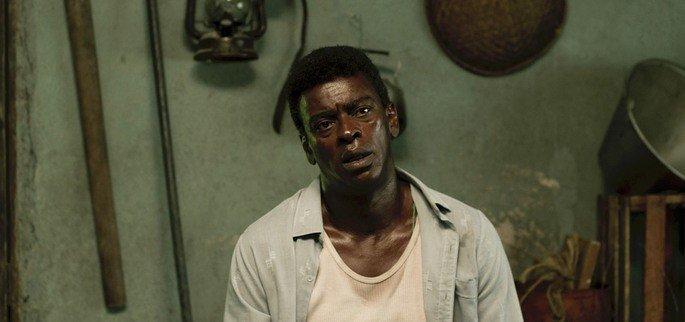Frame do filme Marighella.