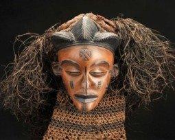 Máscaras africanas e seus significados