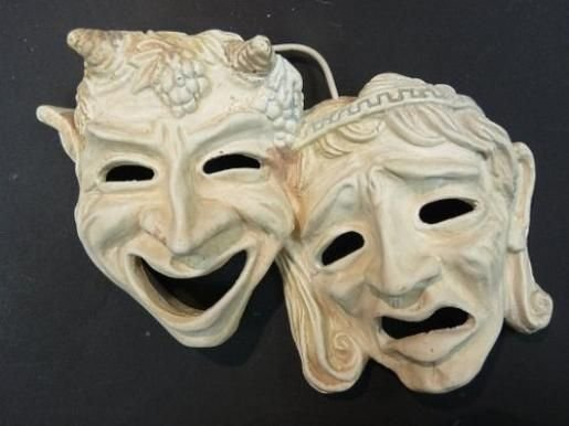 Máscaras gregas