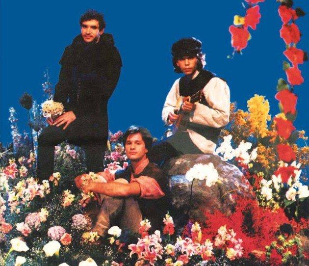 Capa do disco Descobrimento do Brasil, onde está gravada a canção Perfeição.