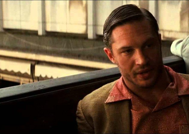Eames é interpretado por Tom Hardy.
