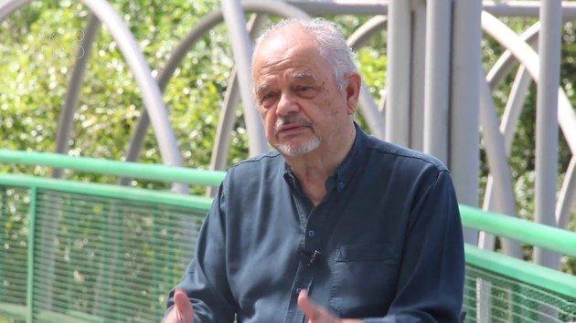Domingos Bongestabs, o arquiteto autor do projeto.