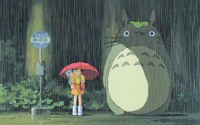 O Meu Amigo Totoro (1988)