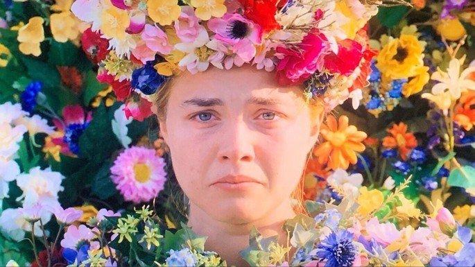 Frame do filme Midsommar