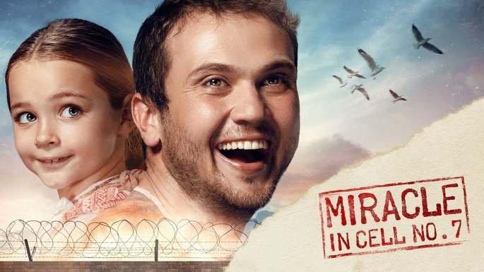 milagre na cela 7 filme