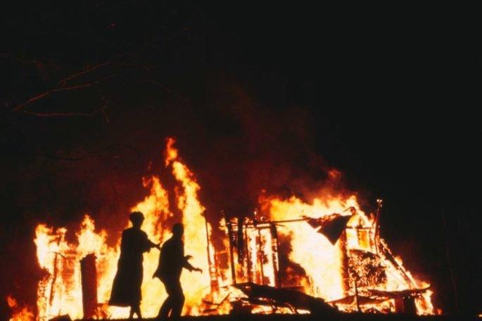 Frame do filme Mississípi em Chamas