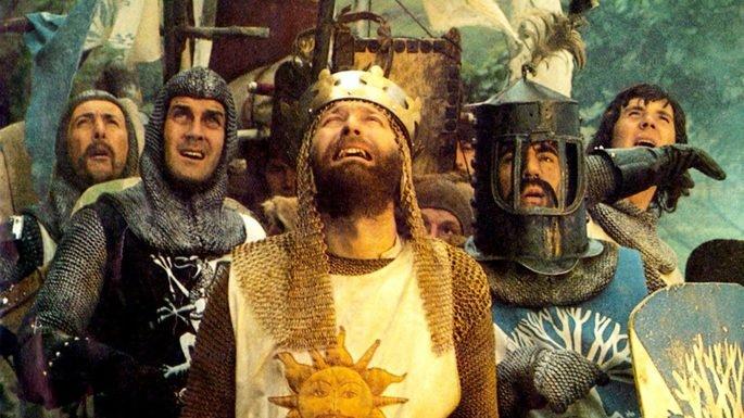 Monty Python e o Cálice Sagrado (1975)