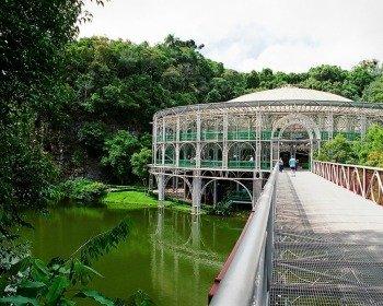 Monumento Ópera de Arame (Curitiba)