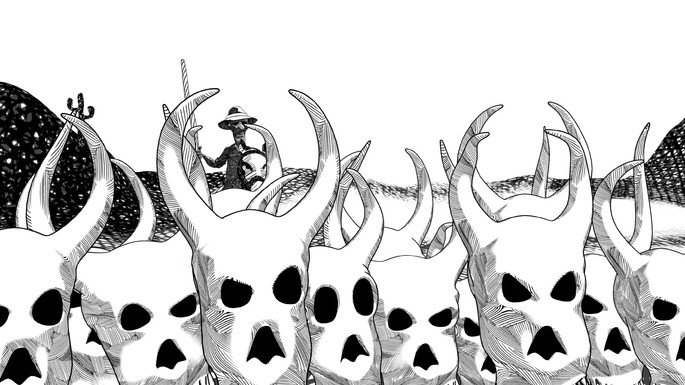 Vida e Morte Severina retrata as agruras do sertanejo.