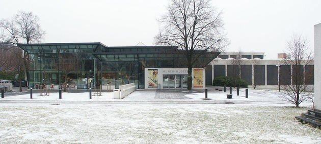 Museu de Arte Munch.